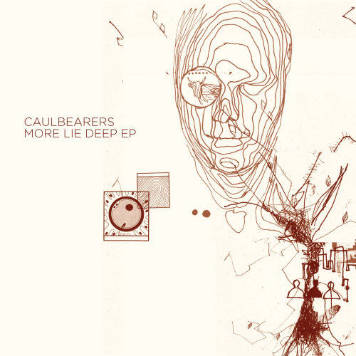 Caulbearers EP CD Sleeve Design
