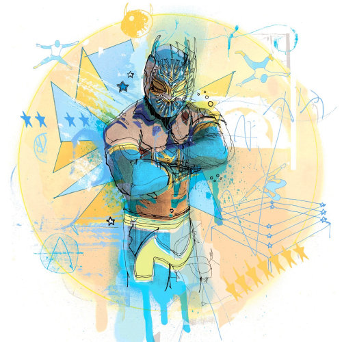 WWE Superstar Sin Cara