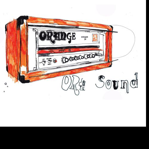 Orange amplifier illustration by Ben Tallon