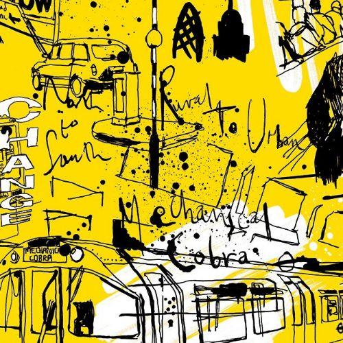 London Stories' illustration