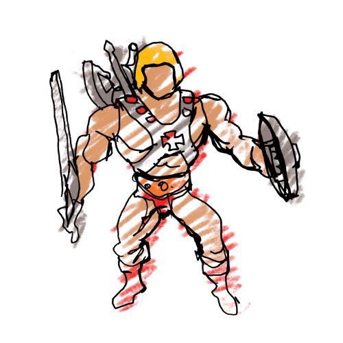 He-Man action figure