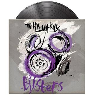 The Hyena Kill artwork for Blisters