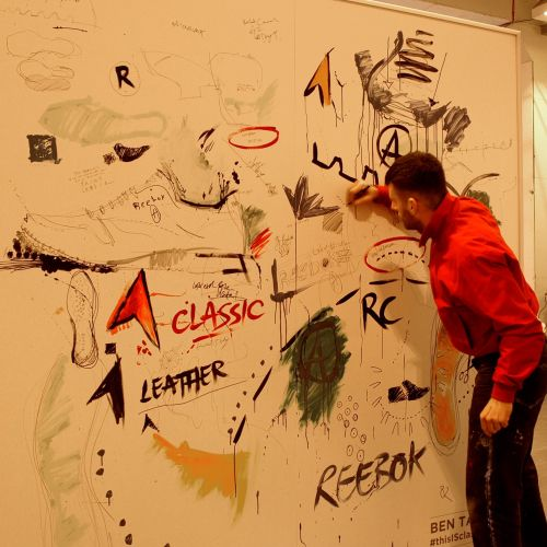 Ben Tallon 涂鸦与壁画