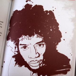 African man portrait art