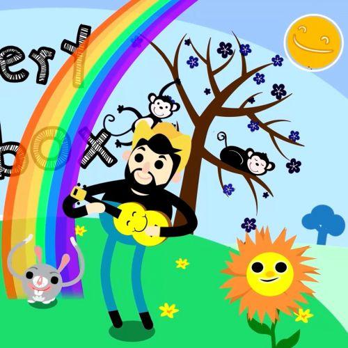 Animation Children Nursery Jukebox