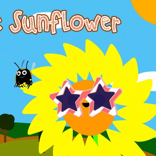 Sally the sunflower children animation music video