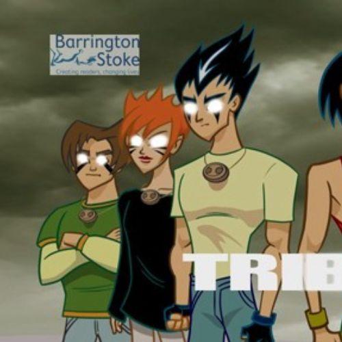 Barrington Stoke Tribe animation video