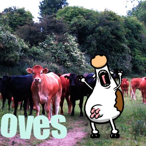 The cattle animation by Bill Greenhead