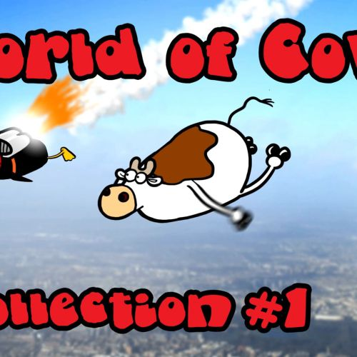 Cow animation collection