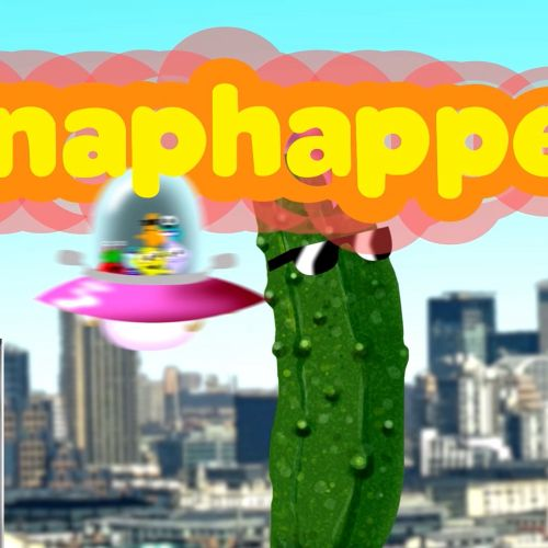 Animation snaphappen promotional video