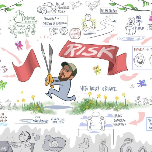 Risk Livescribe Illustration