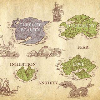 Bob Venables 地图