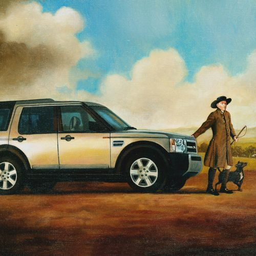 Ford Ranger extended cab advertising campaign 2012