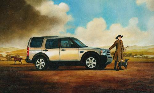 福特 Ranger 延长驾驶室广告活动 2012