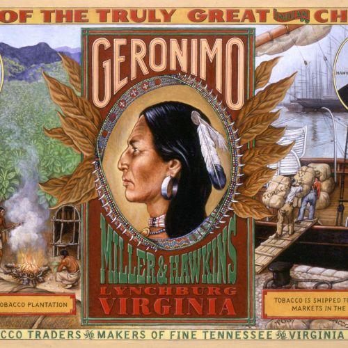 Geronimo Historic