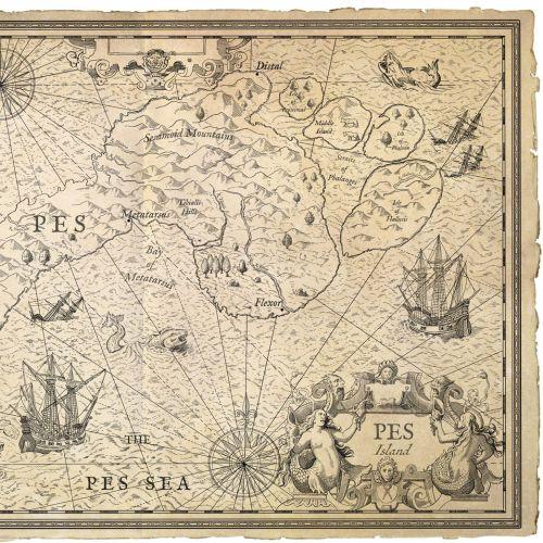 Bob Venables Mapas