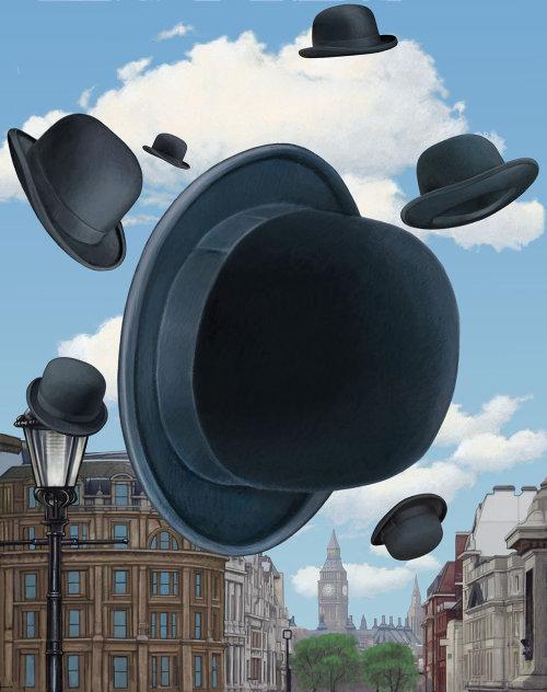 Hat illustration by Bob Venables