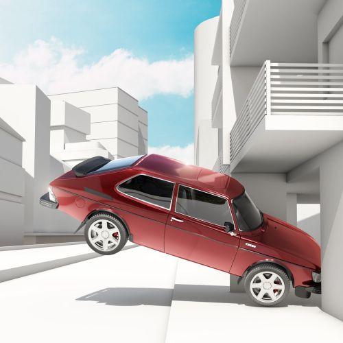 3d car accident