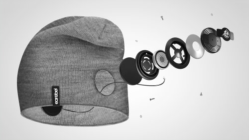 3d technical headcap