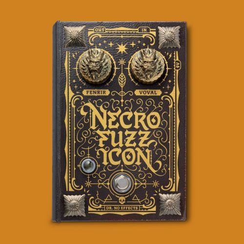 Lettering Necro Fuzz Icon