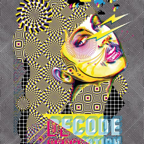 Poster design for the Breda festival