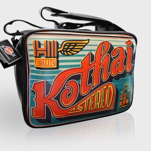 Typographic Artwork For Kothai Bag