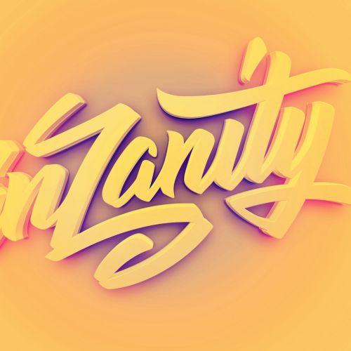 3d lettering illustration by BoomArtwork