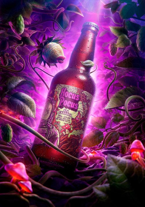 visuel clé de la bière
