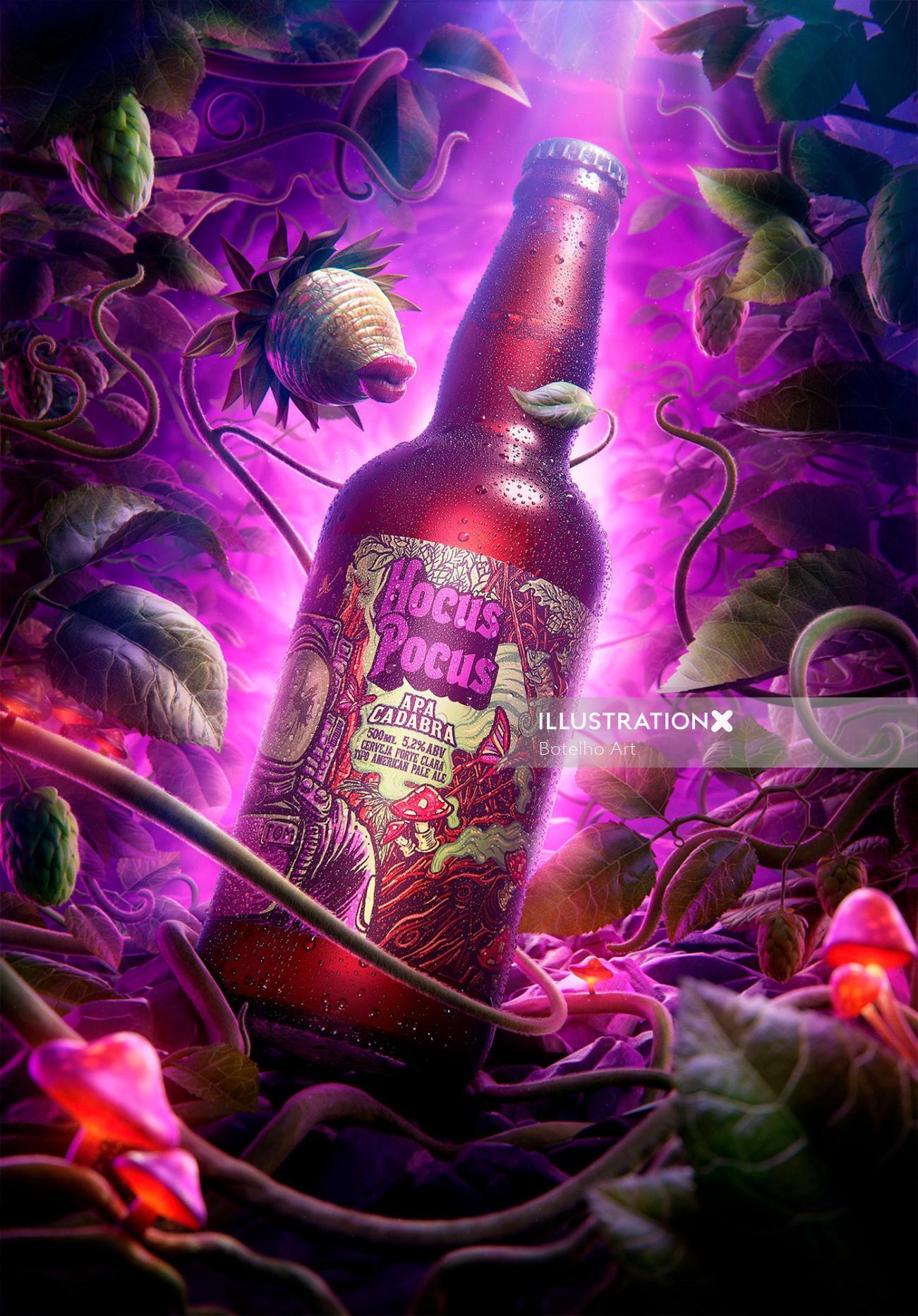 beer key visual