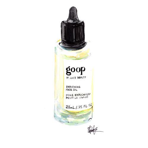 Beauty Goop Face oil