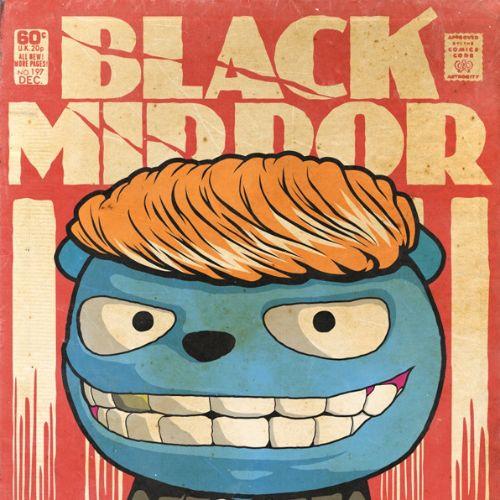 Butcher Billy International pop culture illustrator. Brazil