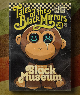 Tales of the black mirror book cover