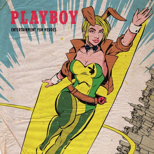 Playboy X cover art