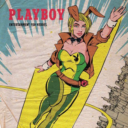 Playboy X cover art