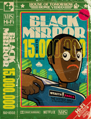 Black mirror cover art