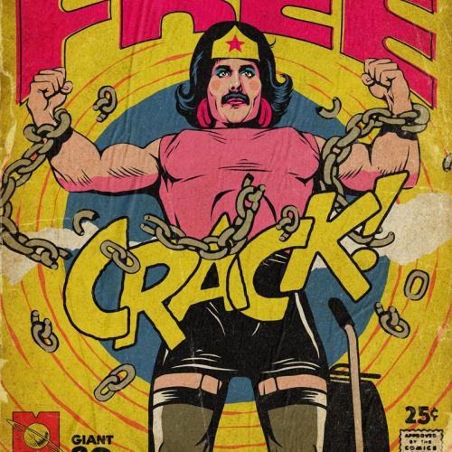 Free Crack poster