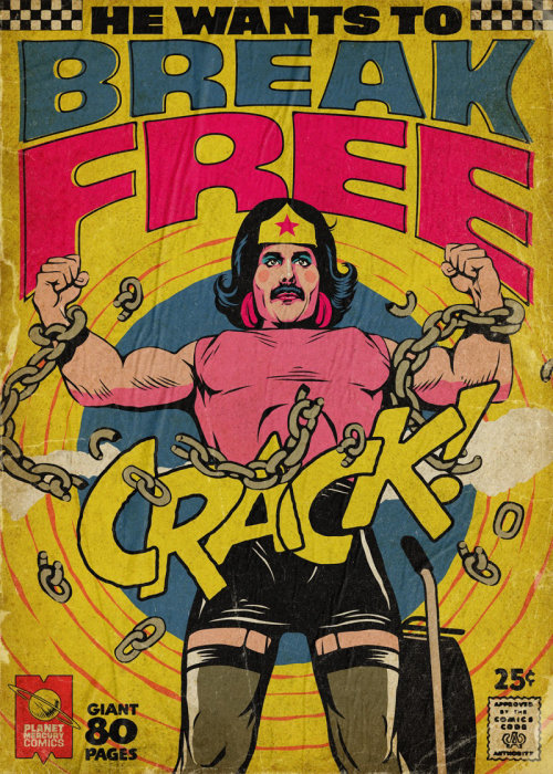 Free Crack poster