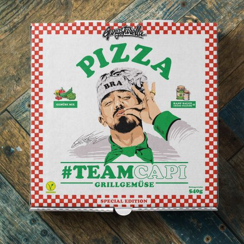 Packaging Pizza Team