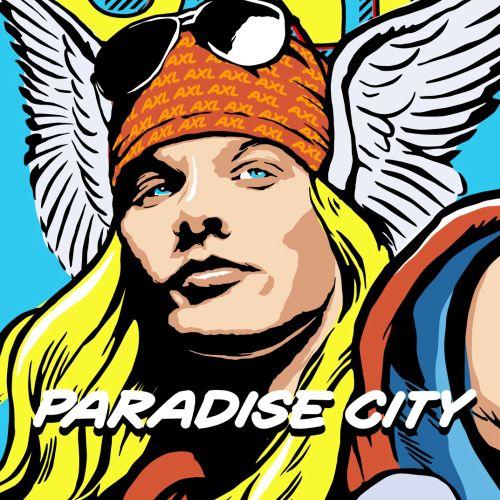 Portraits GNR Paradise City