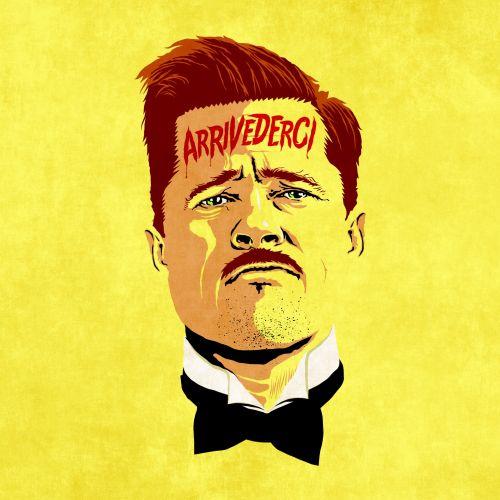 contemporary Man portrait