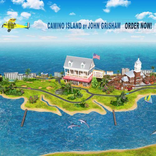 3d CGI Rendering Camino Island