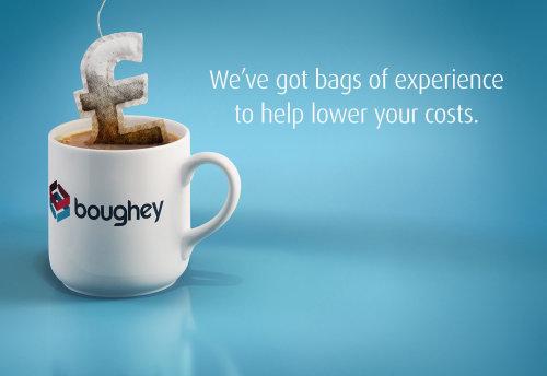 Marketing numérique photoréaliste Boughey