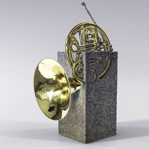 3D Marketing illustration for the Barbican Concert season