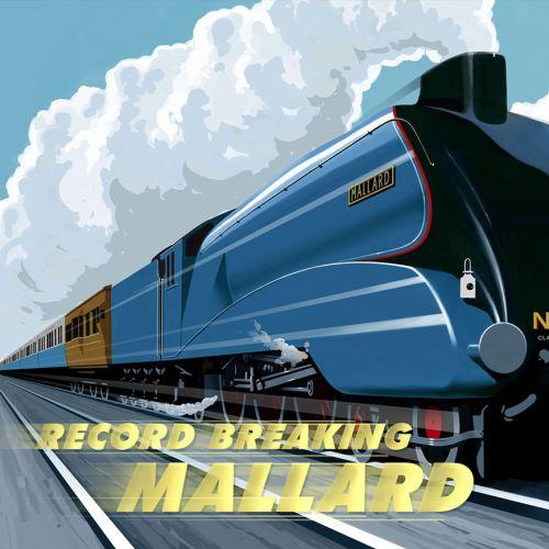 3d / cgi Speed train