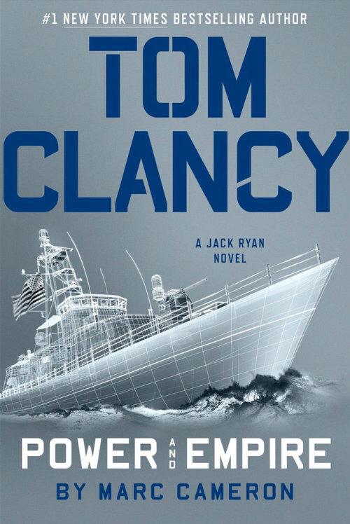 Rendu 3D / CGI Couverture du roman de Tom Clancy