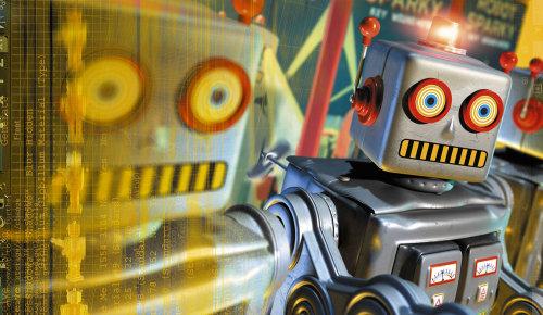 Robot 3D / CGI