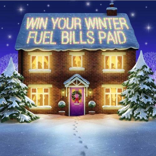 Promo illustration for Velvet Winter campaign