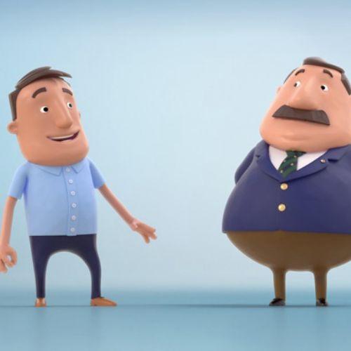 Persevra insurance marketing animation