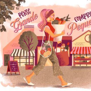View Camila Gray's illustration portfolio