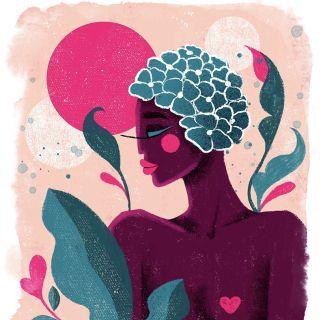Camila Gray - Agua Branca. São Paulo - SP - Brazil, Brazil based illustrator